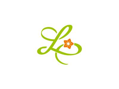 L letter mark logo