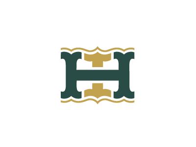 HI monogram hawaii hi