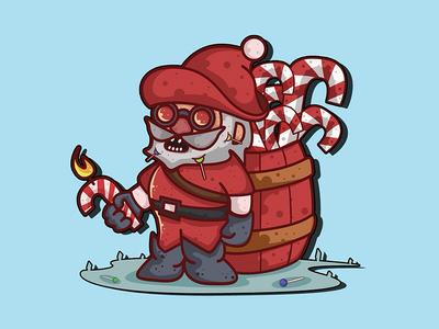 Santa Mike brawlstars