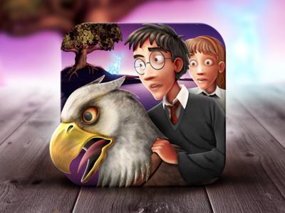 Harry Potter and the Prisoner of Azkaban iOS icon