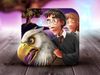 Harry Potter and the Prisoner of Azkaban iOS icon