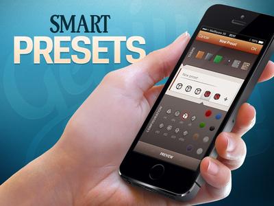 Genius Dice iOS App - UI Details 2