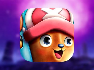 Happy Chopper - One Piece iOS Icon