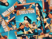 Super-Heros (R)evolution Main Titles & Cover