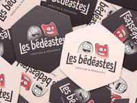 Les bédéastes // STICKERS
