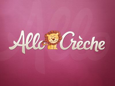 AlloCreche Logotype
