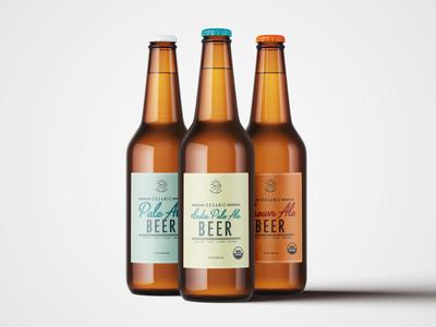 Organic Beer Packaging