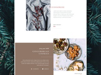 Christmas Lookbook / Styling Guide - Desktop