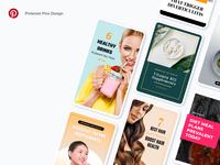 Pinterest Pins Design