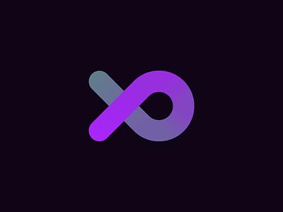 pb - unused icon concept buenos aires xd word logo argentina monogram pb