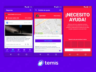 Temis for Android