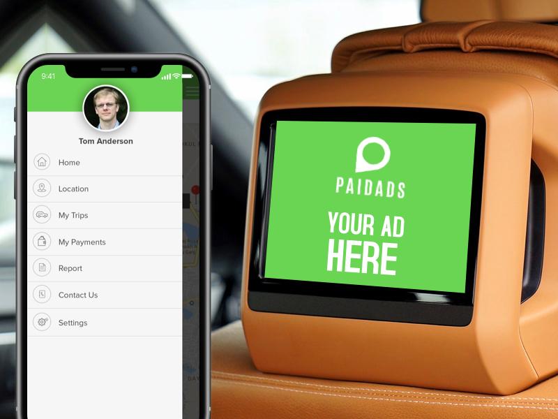 An Advertising Platform marketplace advertising platform advertisement web app ux ui illustration design