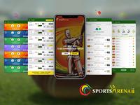 A fantasy Sports Platform