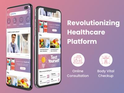 Revolutionising Healthcare Platform
