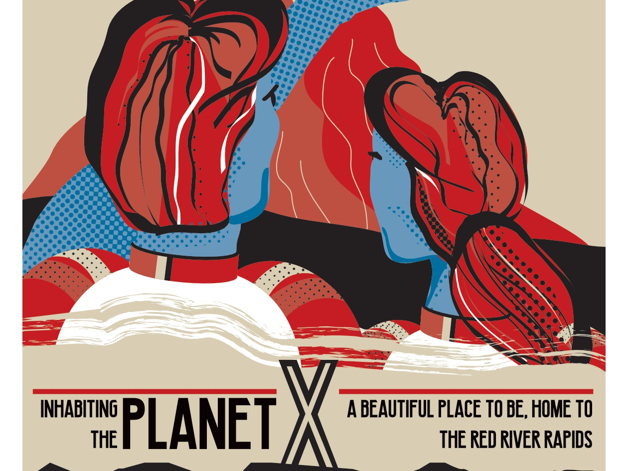 Living on planet x