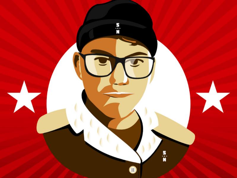 Vector illustration for Skotniko website vector work vector illustration illustration