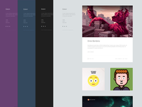 Eston - Ghost and Wordpress Theme
