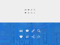 Caesar - UI Icons
