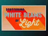 Stuttering White Beam of Light - [Adult Swim] youtube rickandmorty adult swim