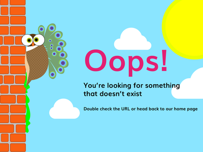 Dribble 404page