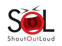 Shout Out Loud Logo Design