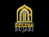 Golden Bujari Logo Design