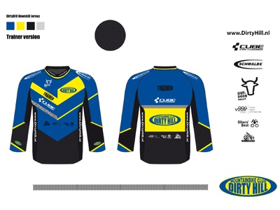 Dh Enduro Jersey V2 Trainer