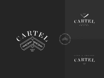 Logo Design for an Cartel Barbershop