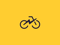 E-Bike Logo Concept