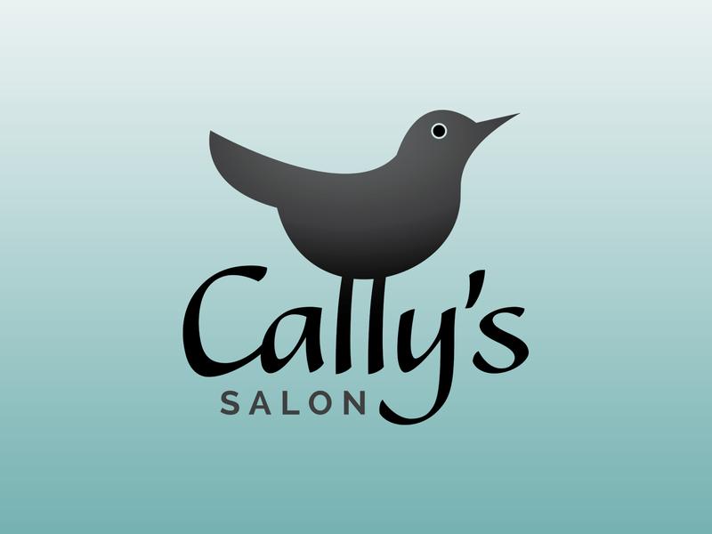 Cally's Salon logo