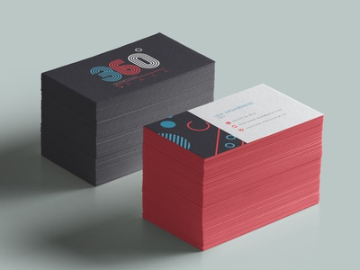 Bussines Card 360 space