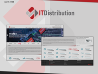 IT Distribution vendors distribution webdesig website design