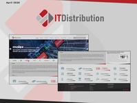 IT Distribution vendors distribution webdesig website design