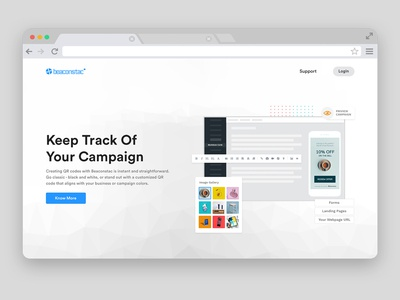 Track Our Campaign