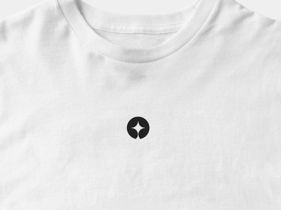 Stolen Dreams Clothing - Shirt Mockup with Symbol shirt with logo shirt design clothing mockup clothing brand streetwear brand star logo design star symbol stars logo logo designs symbol logo design brand identity streetwear logo streetwear identity clothing logo design