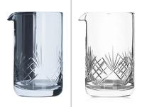 Glass Retouching