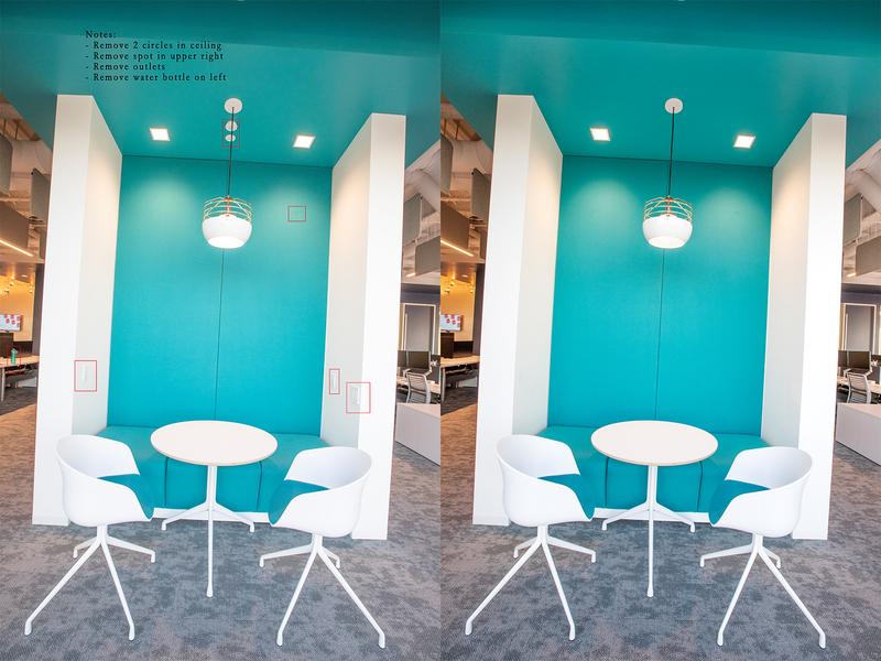 Interior Picture Retouching interior estate real estate design compositing picture edit retouch photo retouching photo editing editing jatinderkumar f1digitals photoshop