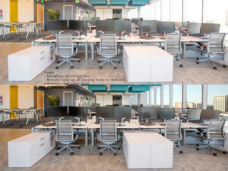 Office Picture Editing office estate real estate compositing picture retouch photo edit retouching photo editing editing jatinderkumar f1digitals photoshop