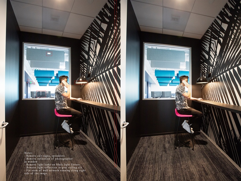 Office Area Picture Retouching office area estate real estate design compositing picture retouch photo edit retouching editing photo editing jatinderkumar f1digitals photoshop