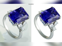 Ring Picture Retouching