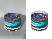 Cake Picture Retouching