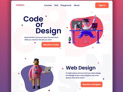 Code website illustration web designer art web design design logo colors designer animation uiux algeria webdesigner webdesign uidesign ui