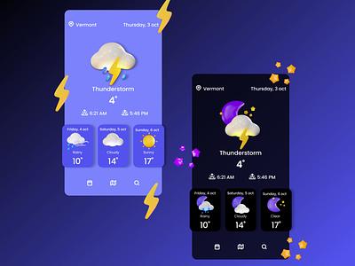 weather app art illustration art illustration ux design ui design web design design logo colors designer animation uiux algeria webdesigner webdesign uidesign ui
