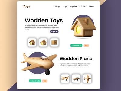 Wodden toys product design illustration art illustrations animation typography vector branding illustration tunisia algeria webdesigner webdesign uidesign