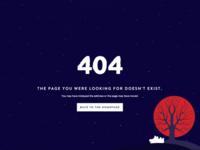 Wombat 404 Page