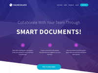New version of Handshake is coming...