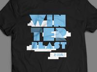 Winter Blast T-shirt