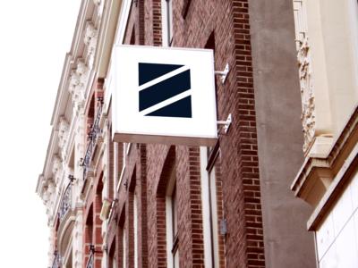 A modern logo for ZEIT agency