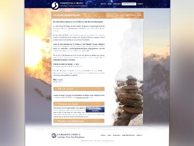 Christian Carnet - Astrologie, Tarots, Soins énergétiques webesign