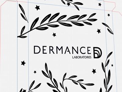 Dermance - Coffret packaging print